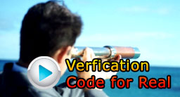 Verfication Code for Real